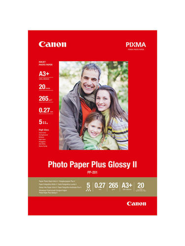 Canon Fotopapier Plus Glossy ll PP-201 A3+