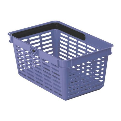 Durable Shopping Basket 19 blau