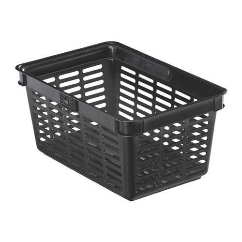 Durable Shopping Basket 19 schwarz