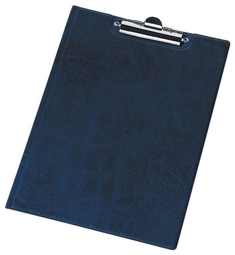 Durable Klemmmappe blau A4