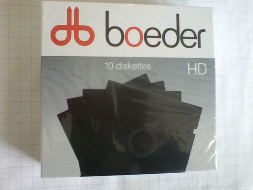 "boeder 5,25 ""  Disketten  HD"