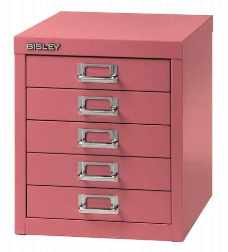 Bisley MultiDrawer L125-601 pink